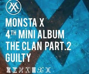 monsta x icons, monsta x album, and monsta x guilty image