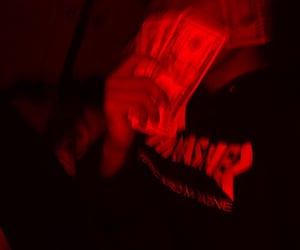 money, dark, and grunge image