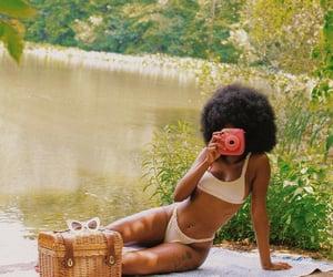 beautiful, beauty, and melanin image