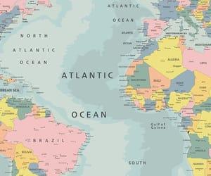 maps, world, and fashiongram image