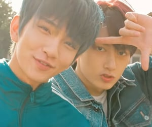 jun, Seventeen, and pledis image