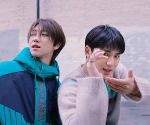 Seventeen, pledis, and mingyu image