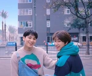 Seventeen, mingyu, and minghao image