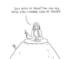 miedo, proteccion, and frases español image