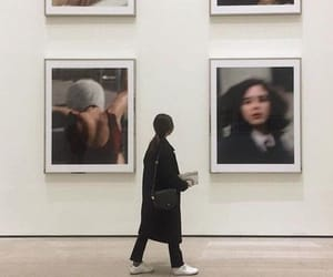 art, museum, and photo image