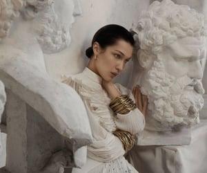 bella hadid, aesthetic, and fashion image