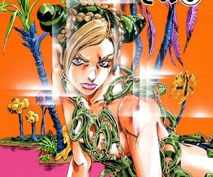 stone ocean, jojo, and manga image