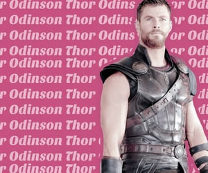 aesthetic, edit, and thor image