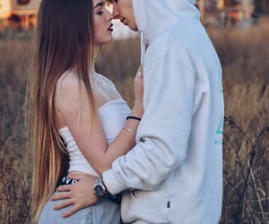 couple, goals, and photoshoot image