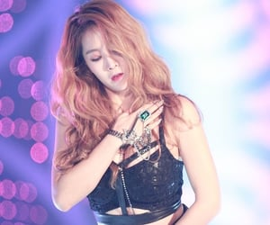 girls, kpop, and soyou image