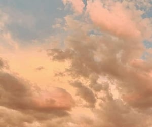 aesthetic, clouds, and header image