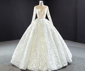 bridal, best wedding dress, and garden wedding dress image