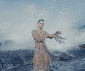 editorial, siren, and fashion image