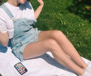 baby blue, summer, and blue aesthetic image