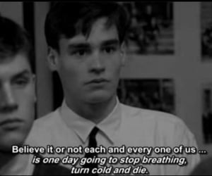 dead poets society, fact, and meaning image