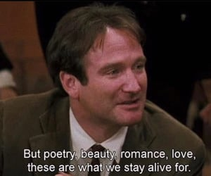 quotes, love, and dead poets society image