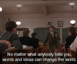 dead poets society, meaning, and mood image