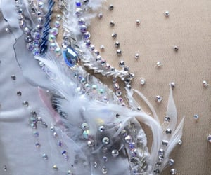 costume, details, and ice image