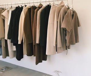 beige, clothes, and aesthetic image