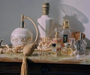 perfume, aesthetic, and vintage image