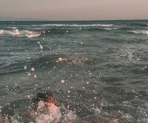 ocean, aesthetic, and summer image