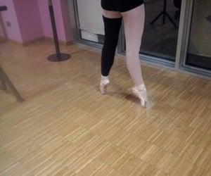ballerina, ballet, and danza image