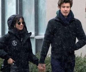 celebrities, shawn mendes, and cute couples image