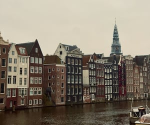 ams, amsterdam, and holland image