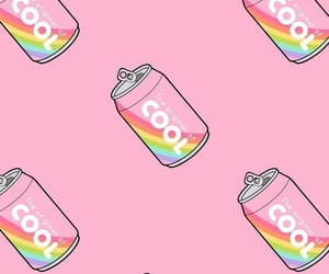 wallpaper, cool, and pink image
