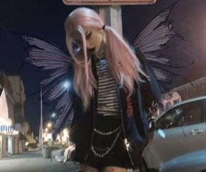 aesthetic, alternative, and fairy image