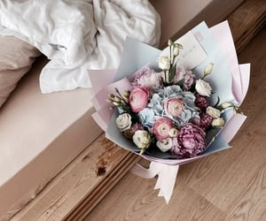 aesthetic, chic, and flowers image