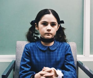 movie, creepy, and esther image