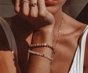 jewelry, accessories, and lips image