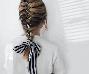 blonde, estilo, and hair image