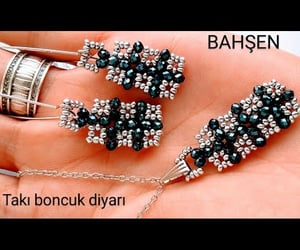 jewelry, video, and dıy image