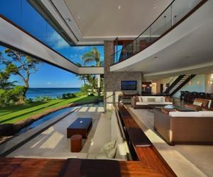 house, hawaii, and luxury image