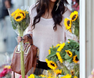 flowers, shay mitchell, and pretty little liars image
