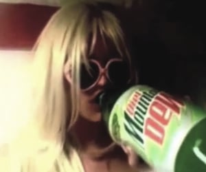 lana del rey, diet mountain dew, and lizzy grant image