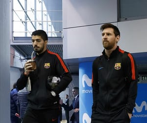 fc barcelona, luis suarez, and uruguay nt image