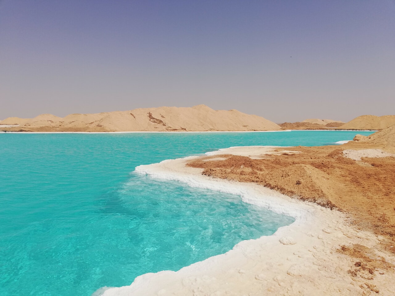 In the middle of the desert, Siwa, egypt on We Heart It