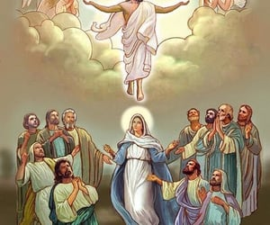 amour, ascension, and dieu image
