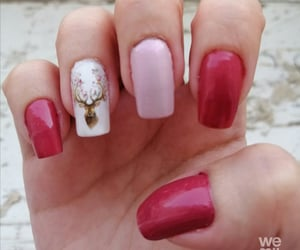 barbie, glamorous, and nails image