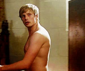 bradley james, gif, and Hot image