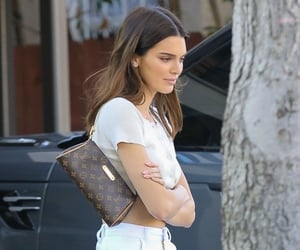 kendall jenner, candid, and icon image