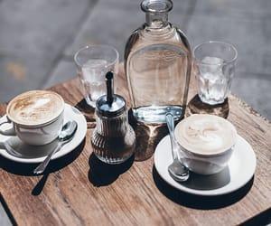 coffee, coffee time, and cafe creme image