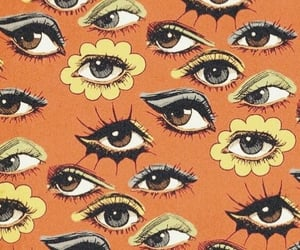 eyes, wallpaper, and art image
