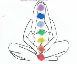 body, chakra, and chakras image