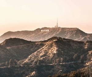Beverly Hills, california, and hills image