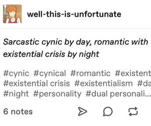 cynical, day, and Existence image