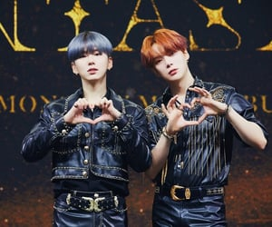 minhyuk, lee min-hyuk, and monsta x image